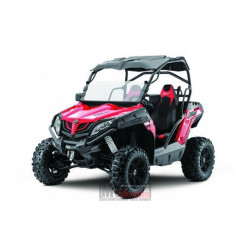 Z-FORCE EX 550 EFI EPS