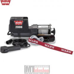 WARN DC 2000 UTILITY VINSCH, WORKS