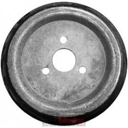 Friktionshjul Inv. Ø 29 mm, Utv. Ø 152 mm.