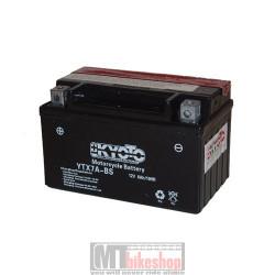 Batteri YTX7A-BS 12V 7Ah