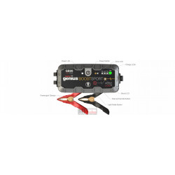 Batteri Booster GB20 400 Amp