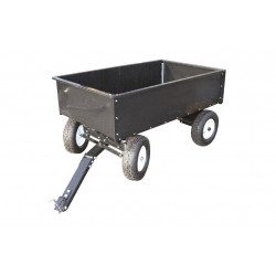 Gårdsvagnen med 4 hjul