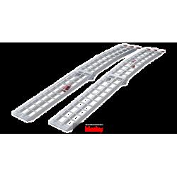 Ramper Aluminium Ihopfällbara